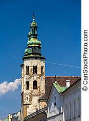 St. Andrew Church in Krakow - Poland