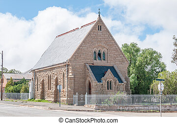 St Andrews Presbyterian Church in Noupoort