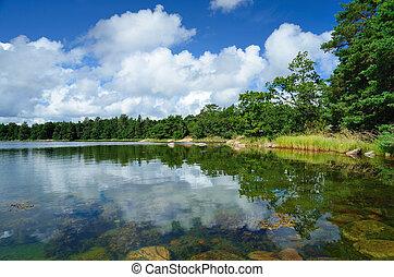 St. Anna Archipelago (Sweden) - A beautiful archipelago on...