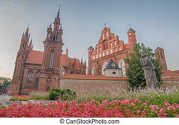 St Anne's and Bernadine's Churches