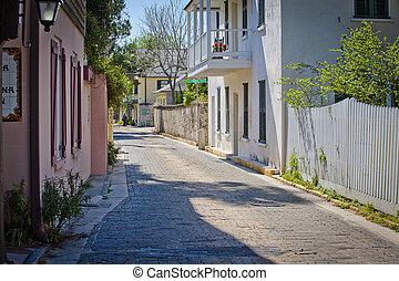 St Augustine Alley