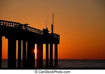 St. Augustine Beach Fishing Pier
