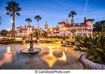 St. Augustine, Florida, USA