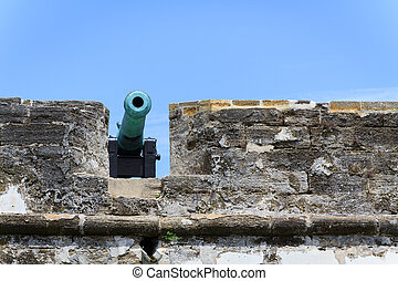 St. Augustine Fort, Florida