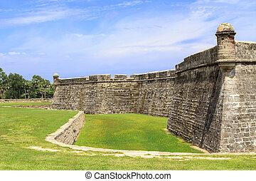St. Augustine Fort, Florida