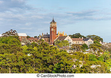 St Augustine's Catholic Church, Balmain, New South Wales, Australia