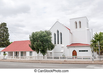 St Barnabas Anglican Church, Heidelberg, Western Cape, South Africa