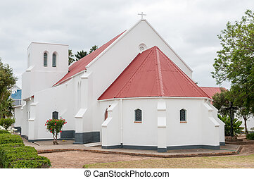 St Barnabas Anglican Church, Heidelberg, Western Cape, South Afr