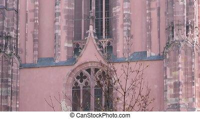 St Bartholomew Cathedral Dome Tower Frankfurt Germany