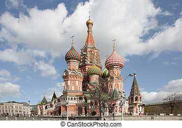St. Basil\'s Cathedral