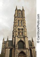 St  Bavon Cathedral  Ghent, Belgium