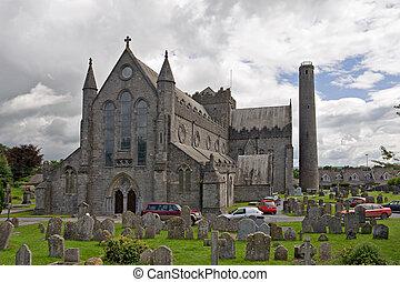 St. Canice's Cathedral, Kilkenny, Ireland