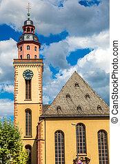 St. Catherine's Church in Frankfurt