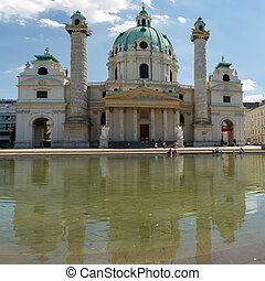 St. Charles's Church, Vienna