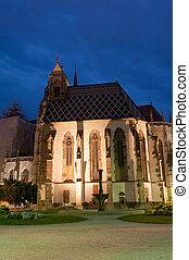 st., elizabeth's, catedral