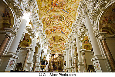 st. florian, upper austria - austria, upper austria, st....