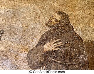 st., francesco, di, assisi