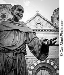 st. 。, francis, assisi