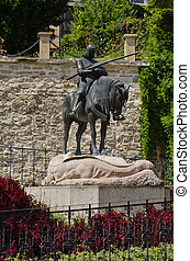 St. George and the Dragon, Zagreb