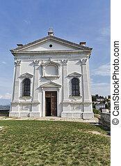 St. George Church in Piran, Slovenia