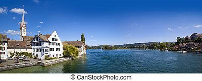 St. George's Abbey in Stein am Rhein, Switzerland
