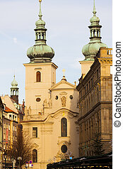 St. Havel Church, Prague, Czech Republic