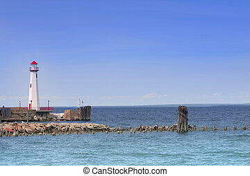 St Ignace light house