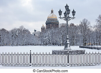 St. Isaac's Cathedral, Saint-Petersburg