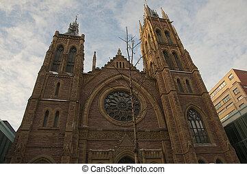 st-james, 教会