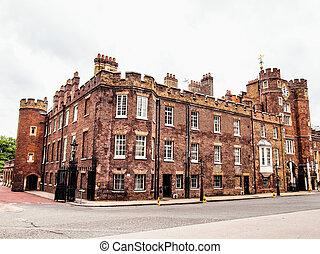 St James Palace HDR - High dynamic range HDR St James Palace...