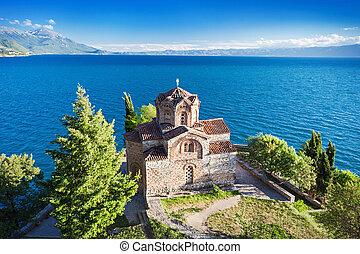 St. John Church - Church of St. John at Kaneo, Ohrid, ...