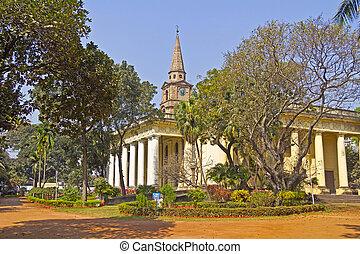 St John church in Calcutta