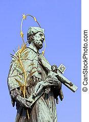 St. John Nepomucene Statue