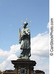 St. John of Nepomuk in Prague