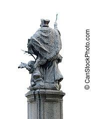 St. John of Nepomuk, Milan