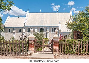 St. John the Baptist Anglican Church in Prince Albert