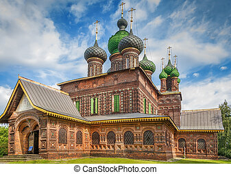 St. John the Baptist Church, Yaroslavl