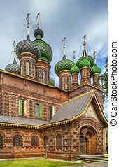 St. John the Baptist Church, Yaroslavl