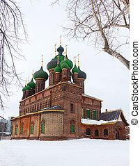 St. John the Baptist Church Yaroslavl