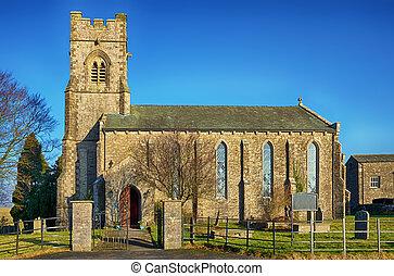 St John the Evangelist's Church, Grayrigg