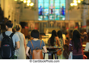 St. John's Cathedra at hk - St. John's Cathedral is the...