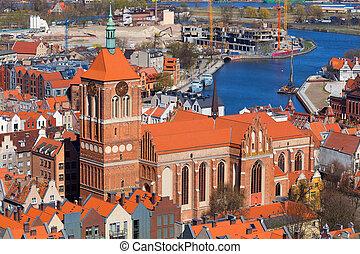 st., john's, igreja, gdansk
