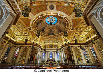 St Joseph Bascillica - Cathedral Basilica of St. Joseph is a...