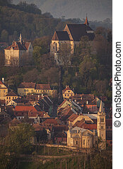 St Joseph Cathedral in Sighisoara - St Joseph Cathedral and...