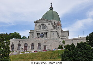 St Joseph's Oratory in Montreal