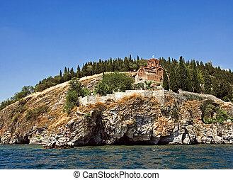 St. Kaneo church in Ohrid