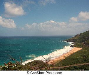 St. Kitts Beach