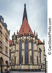 St Lambert's Church, M?nster - St Lambert's Church is a ...