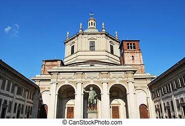 St. Lorenzo church, Milan
