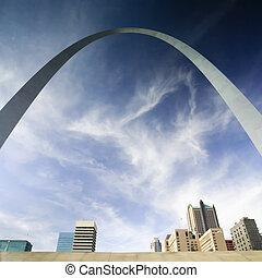 Arch St Louis - St Louis Arch St Louis Missouri USA